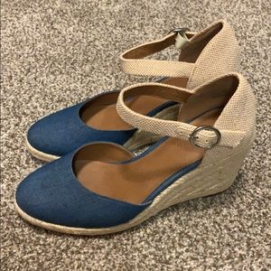 Susina wedge shoes